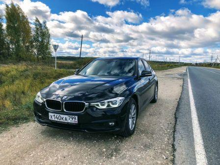 BMW 3-Series 2017 - отзыв владельца