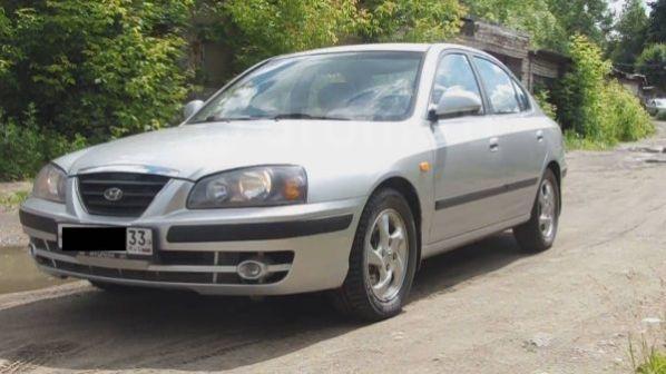 Hyundai Elantra 2005 - отзыв владельца
