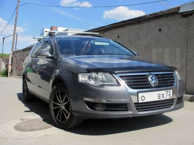 Volkswagen Passat 2008 отзыв автора | Дата публикации 14.11.2018.