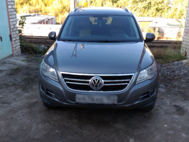 Volkswagen Tiguan 2010 отзыв автора | Дата публикации 14.11.2018.