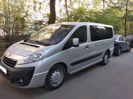 Peugeot Expert 2013 - отзыв владельца