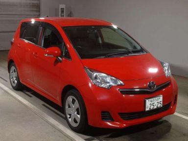 Toyota Ractis 2014 отзыв автора | Дата публикации 17.11.2018.