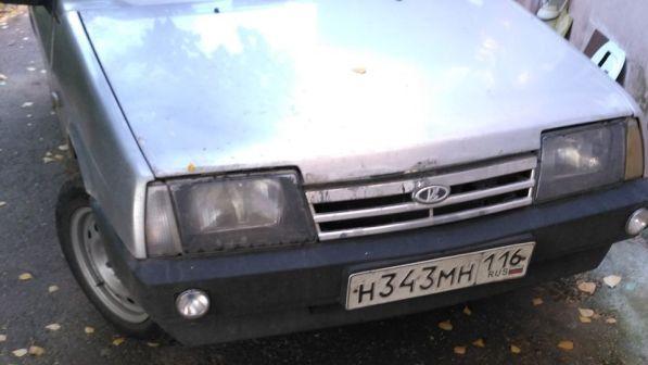 Лада 2109 2003 - отзыв владельца