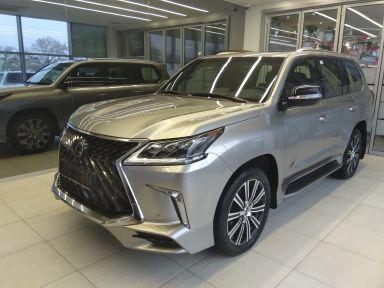 Lexus LX570, 2018