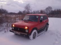 Лада 4x4 2121 Нива, 1995