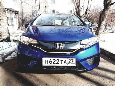 Honda Fit 2013 отзыв автора | Дата публикации 21.11.2018.