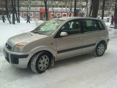 Ford Fusion, 0