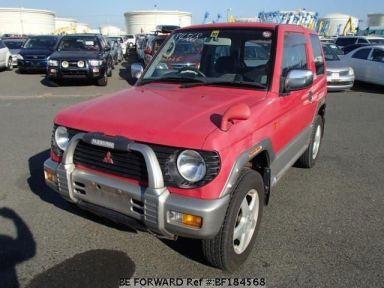 Mitsubishi Pajero Mini, 1995