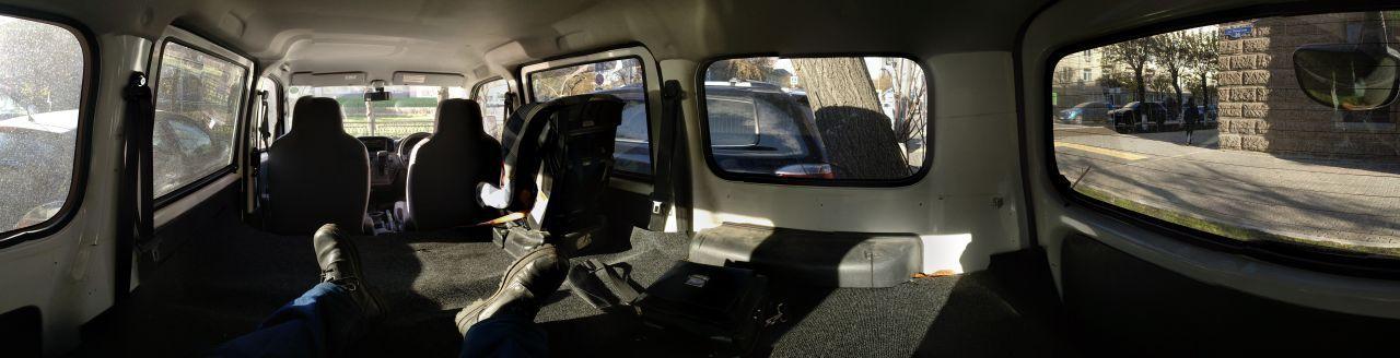 Toyota Town Ace 2012 - отзыв владельца