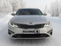 Отзыв о Kia Optima, 2018 отзыв владельца