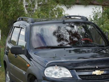 Chevrolet Niva 2009 отзыв автора | Дата публикации 29.11.2018.