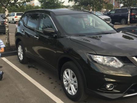 Nissan X-Trail 2018 - отзыв владельца