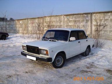 Лада 2107, 2002