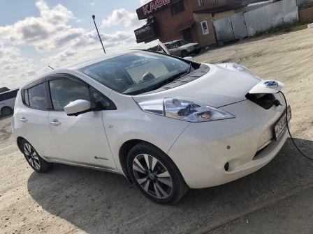 Nissan Leaf 2016 - отзыв владельца