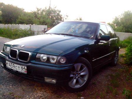 BMW 3-Series 1997 - отзыв владельца