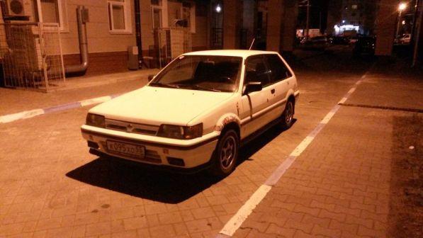 Nissan Sunny 1989 - отзыв владельца