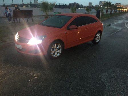 Opel Astra GTC 2006 - отзыв владельца