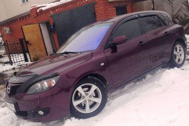 Mazda Mazda3, 2008