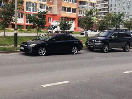 Subaru Impreza 2011 - отзыв владельца