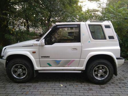 Suzuki Vitara 1994 - отзыв владельца