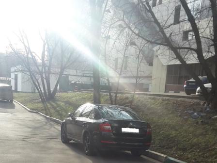 Skoda Octavia 2015 - отзыв владельца