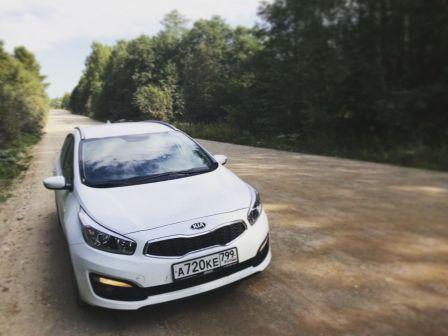 Kia Ceed 2018 - отзыв владельца