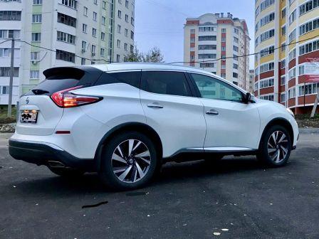 Nissan Murano 2017 - отзыв владельца