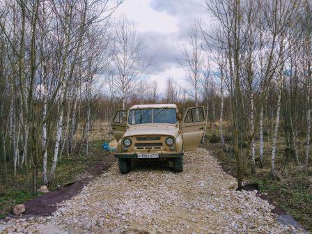 УАЗ 469 1992 - отзыв владельца