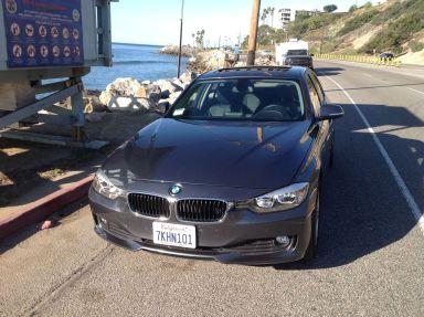 BMW 3-Series, 2014