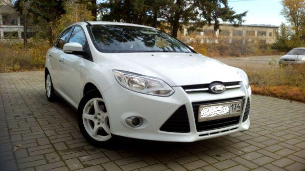 Ford Focus 2012 - отзыв владельца