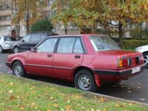 Nissan Stanza, 1981