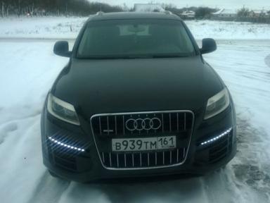 Audi Q7 2006 отзыв автора   Дата публикации 18.10.2018.
