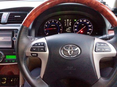 Toyota Premio 2013 - отзыв владельца