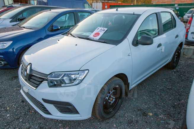 Renault Logan, 2018 год, 677 990 руб.