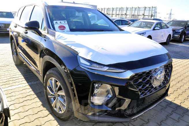 Hyundai Santa Fe, 2018 год, 2 654 000 руб.