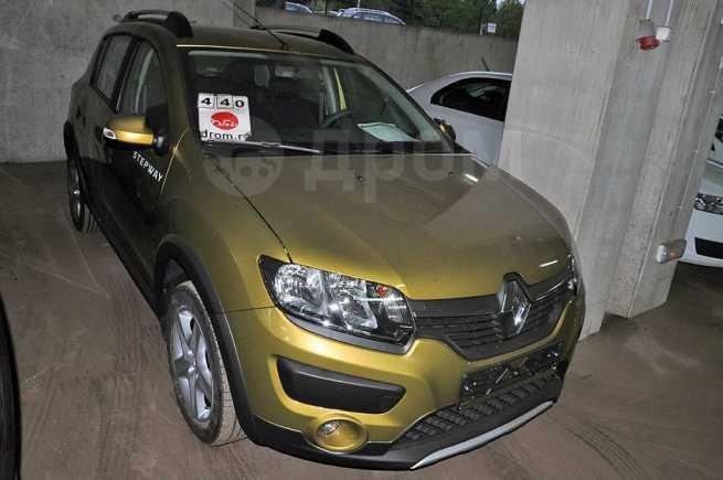 Renault Sandero Stepway, 2018 год, 681 343 руб.