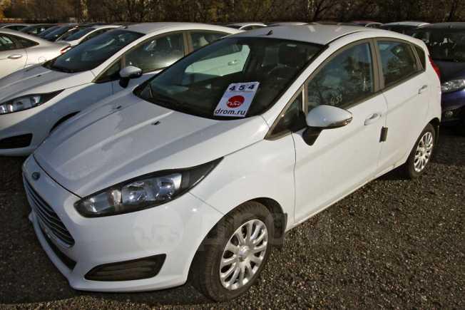 Ford Fiesta, 2018 год, 878 000 руб.