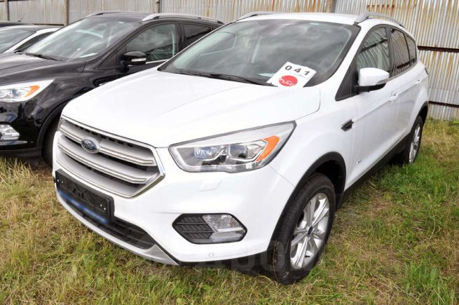 Ford Kuga, 2018 год, 1 950 910 руб.