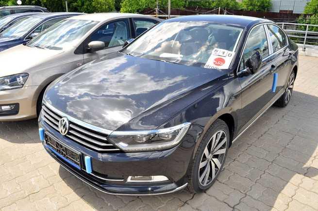 Volkswagen Passat, 2018 год, 2 180 670 руб.