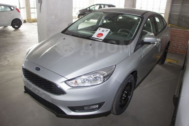 Ford Focus, 2018 год, 1 143 500 руб.