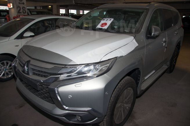 Mitsubishi Pajero Sport, 2018 год, 2 920 990 руб.