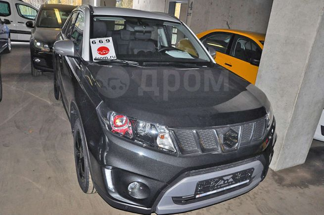 Suzuki Vitara, 2018 год, 1 579 950 руб.