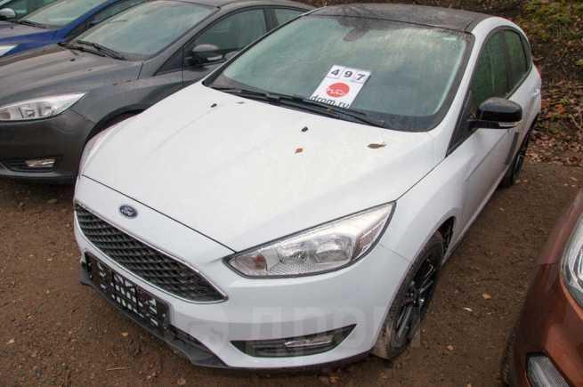 Ford Focus, 2018 год, 968 500 руб.
