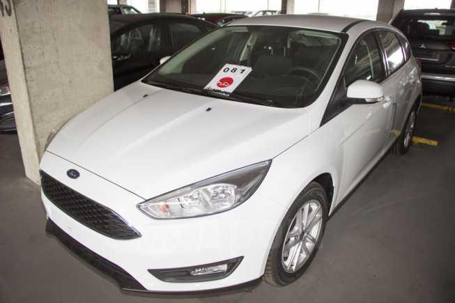 Ford Focus, 2018 год, 1 069 500 руб.