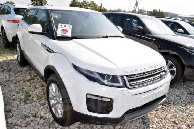 Land Rover Range Rover Evoque, 2018 год, 2 760 000 руб.