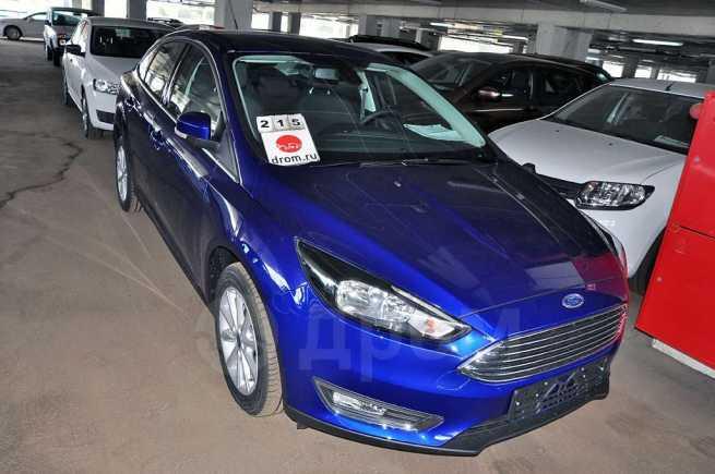 Ford Focus, 2018 год, 1 185 000 руб.