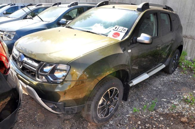 Renault Duster, 2018 год, 1 127 410 руб.