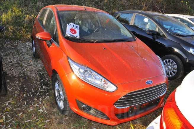 Ford Fiesta, 2017 год, 1 039 000 руб.
