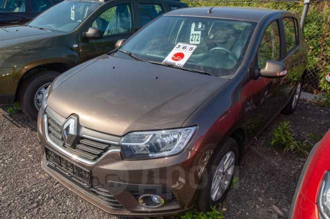 Renault Sandero, 2018 год, 844 950 руб.