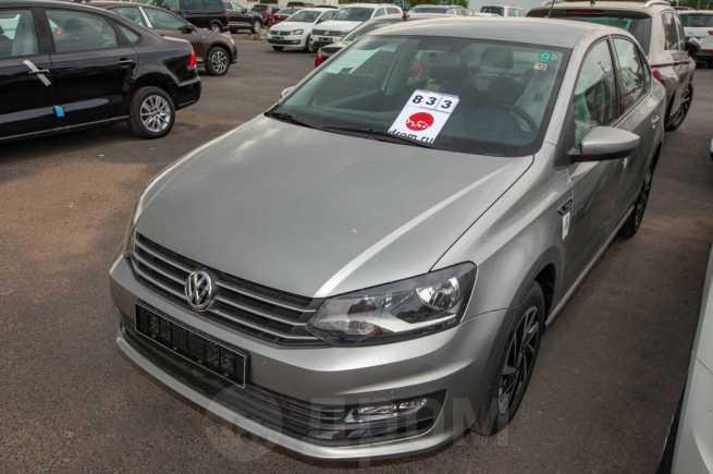 Volkswagen Polo, 2018 год, 996 670 руб.